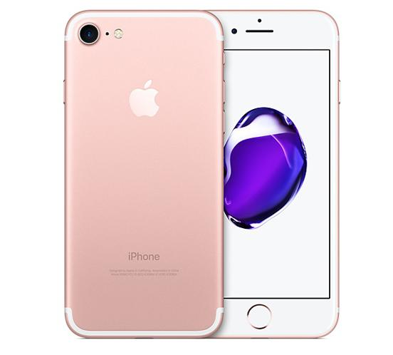 tweedehands apple iphone 7 32gb rose goud 6 tot 24 maanden garantie. Black Bedroom Furniture Sets. Home Design Ideas